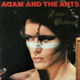 "Adam And The Ants ‎- Prince Charming (7"") (VG/VG-)"